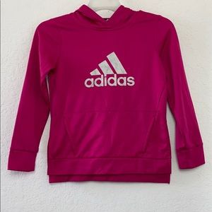 Girl Adidas Hoodie / Size:M